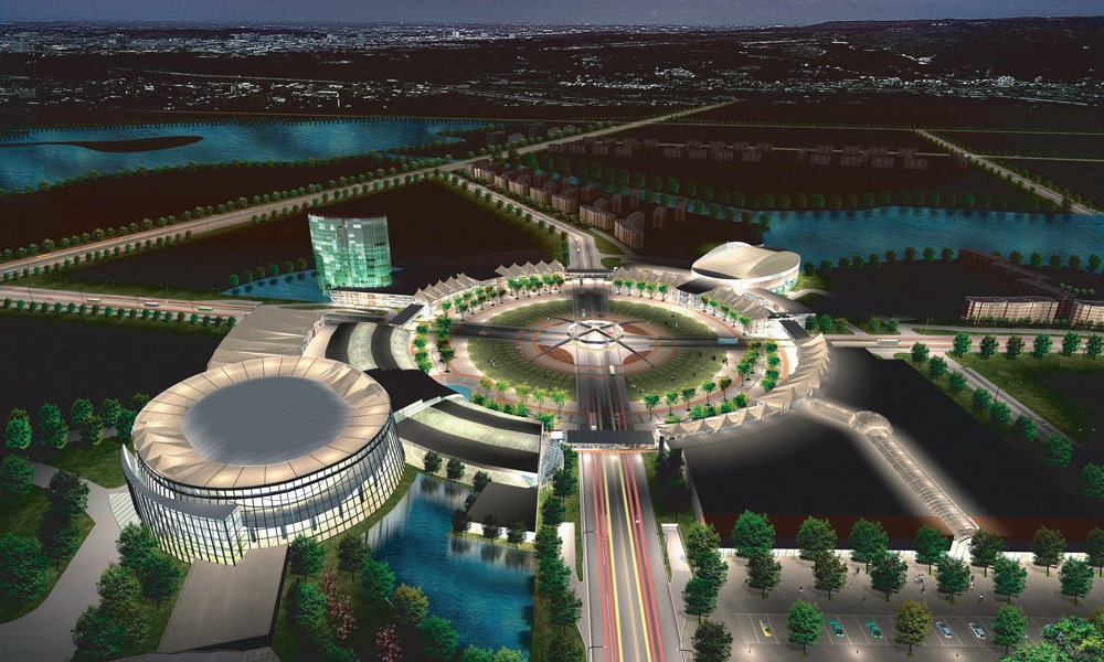 Hwang_Concepts_HCH-Wuhan_Sport_Complex