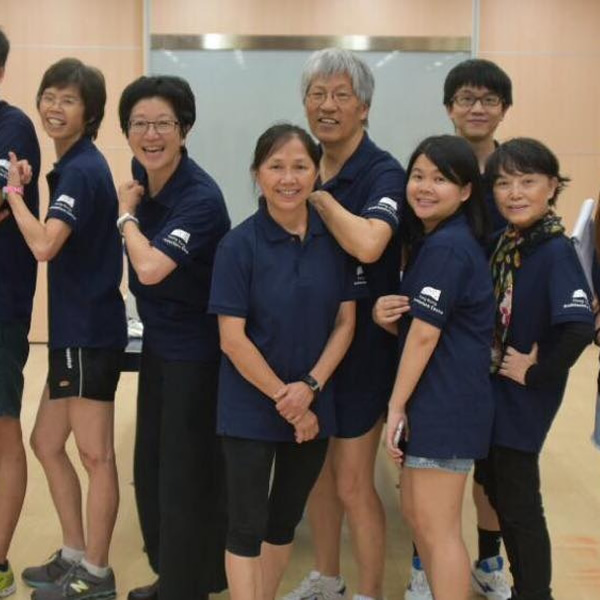 Ping-Pong Match with HKIA  18 Jun 2016