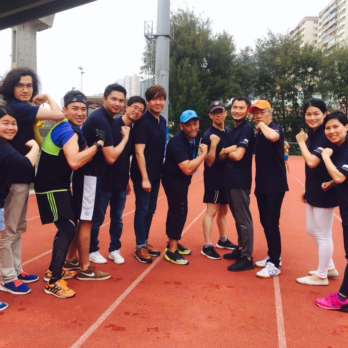 HKIA Sport Day  16 Apr 2016