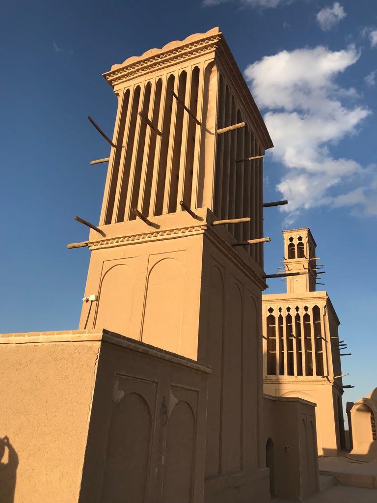 Aghazadeh Mansion, Yazd