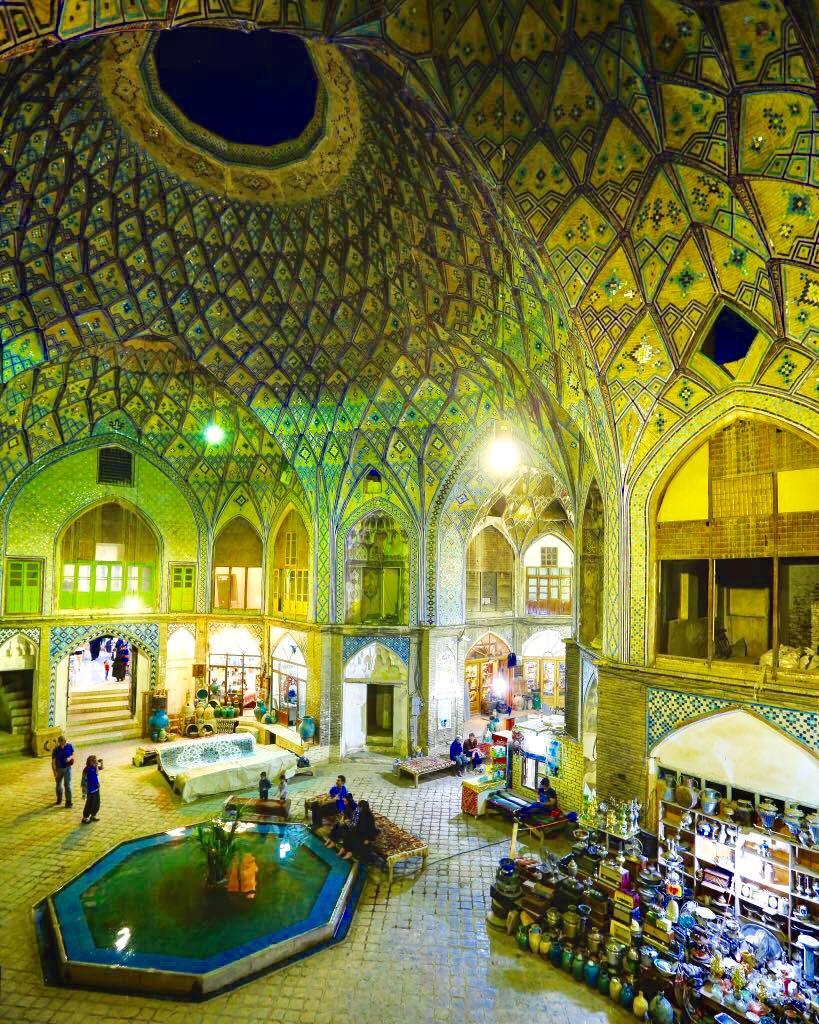 Bazaar, Kashan