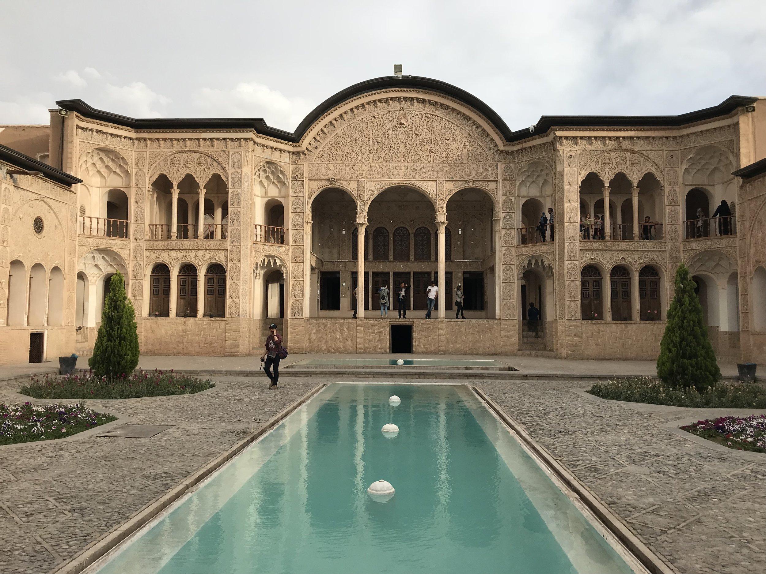 Tabatabaei House, Kashan
