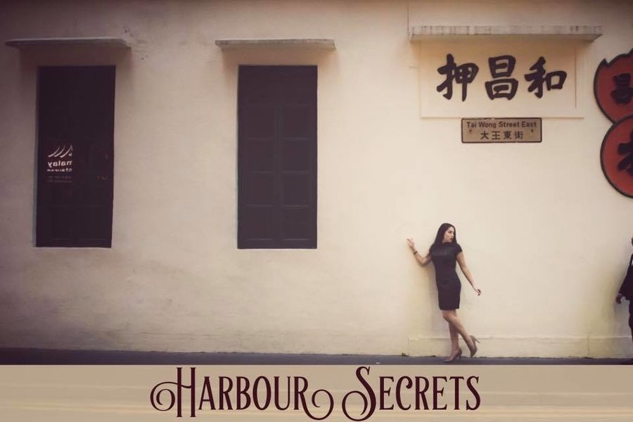 We've got you covered - HoneyCombers HK approved: murder mystery dinner parties by Harbour Secrets is a great way to spend the rainy evening