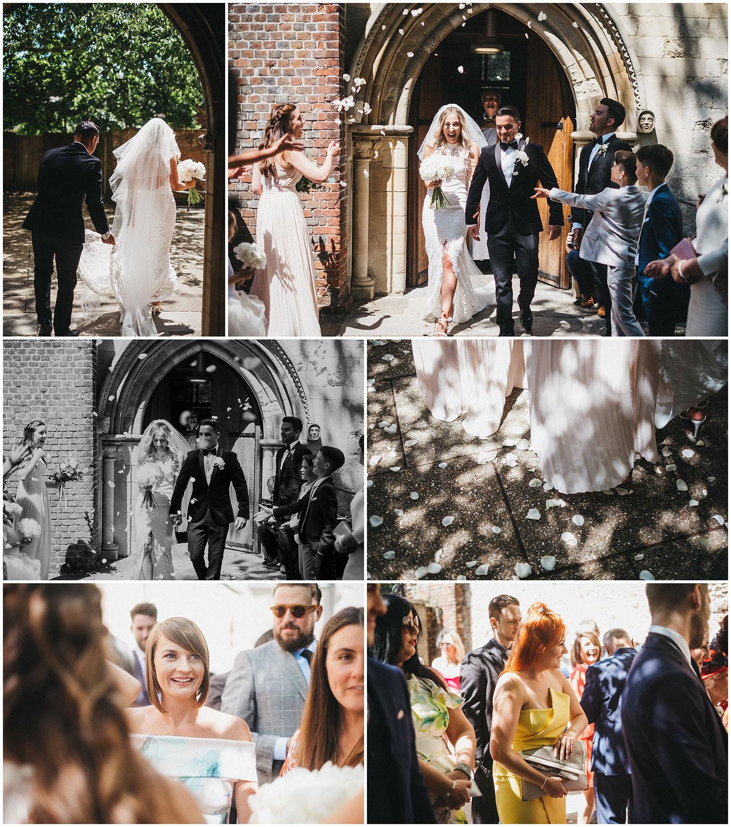 White Horse Hotel Romsey Wedding
