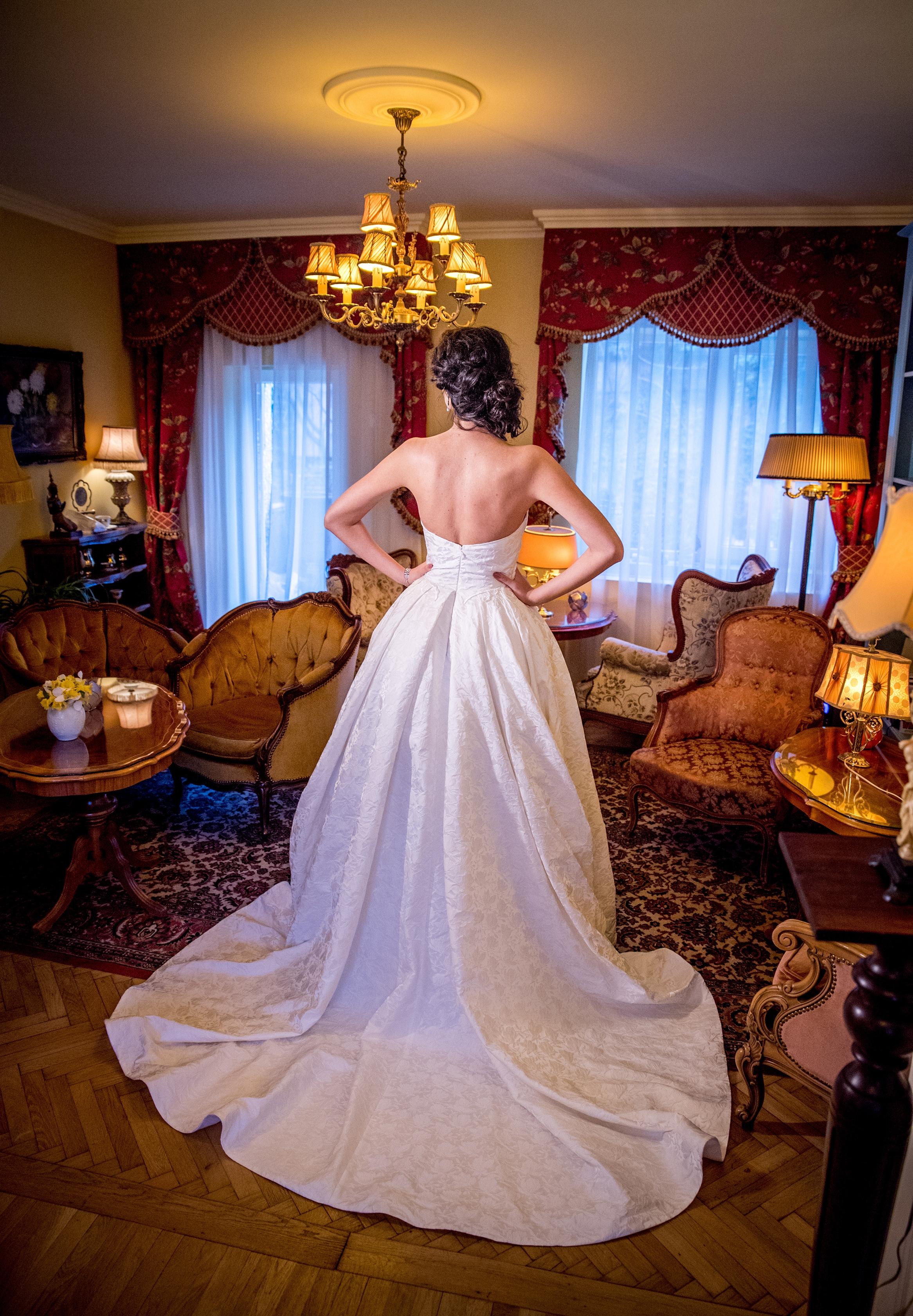 AMARYLLIS Wedding Dress