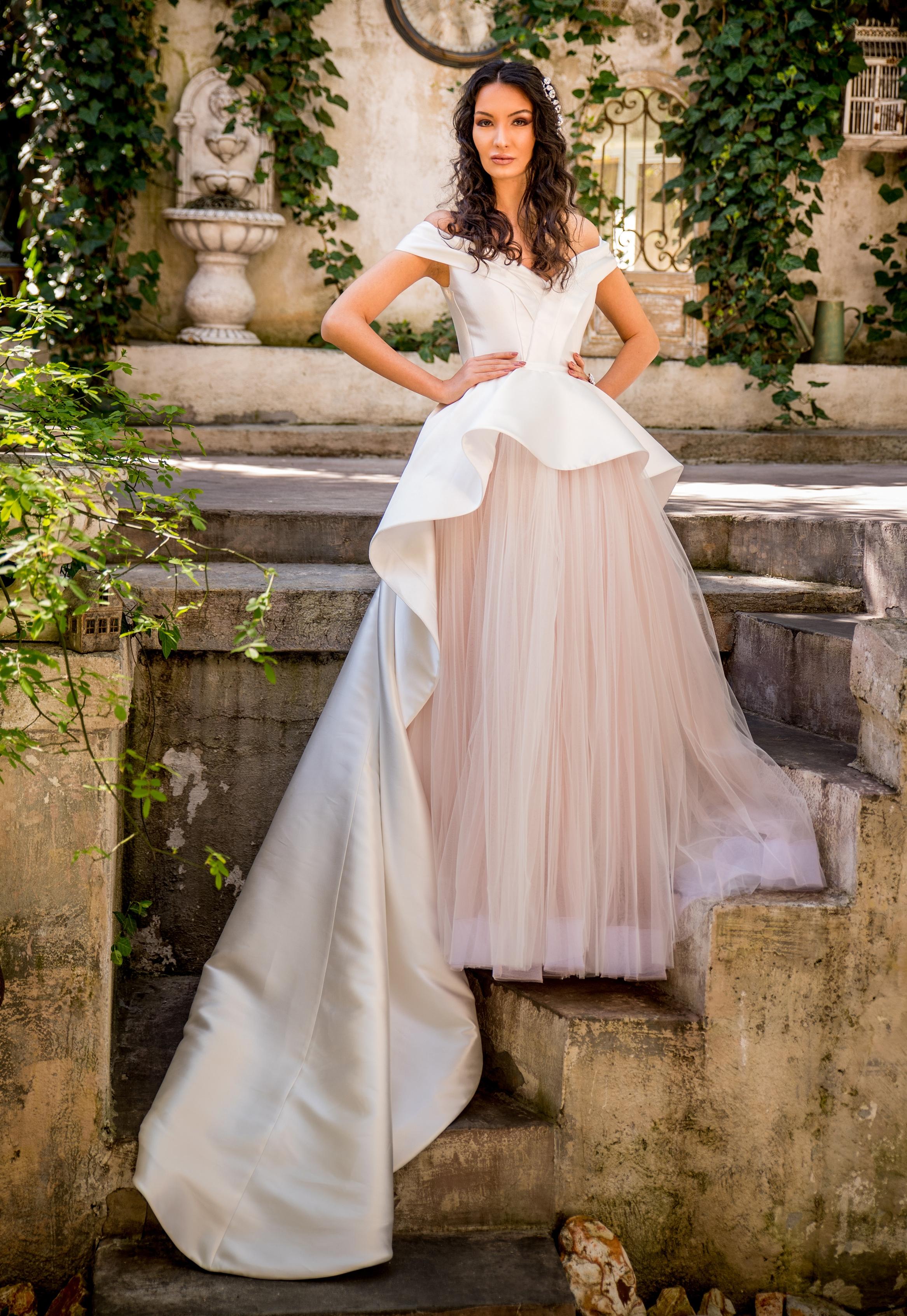 JONQUILLE Wedding Dress