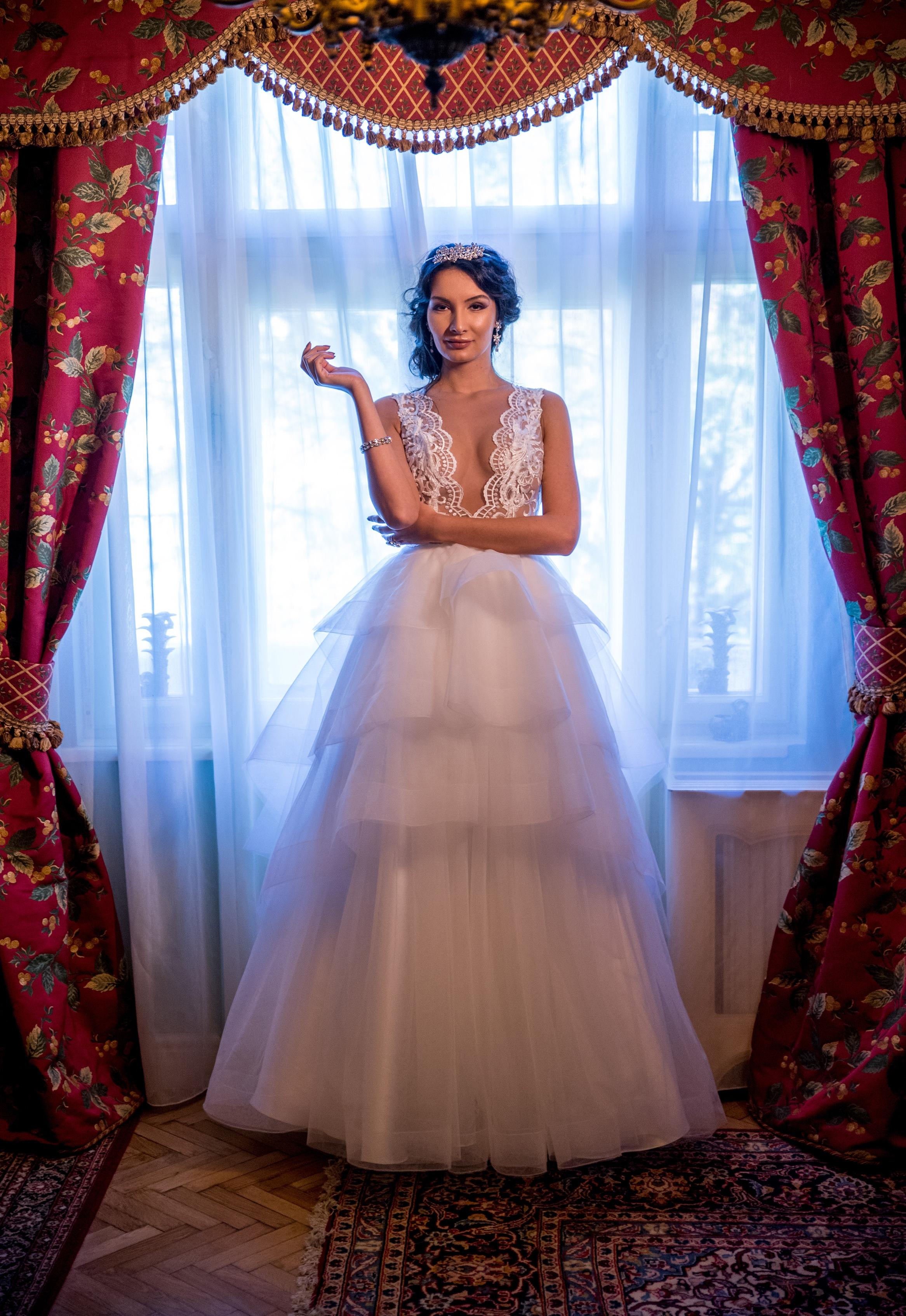 CAMÉLIA Wedding Dress