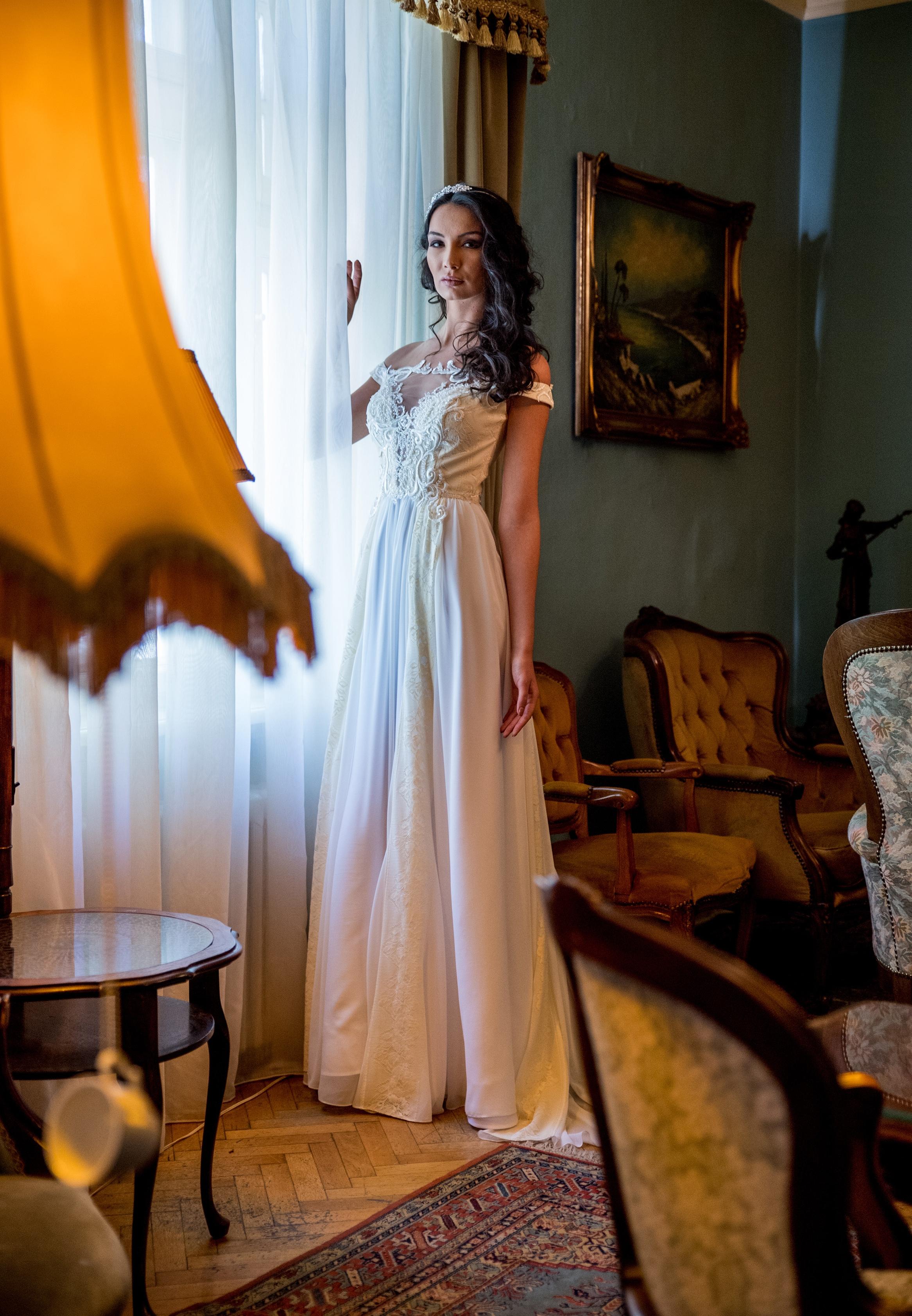 COQUELICOT Wedding Dress