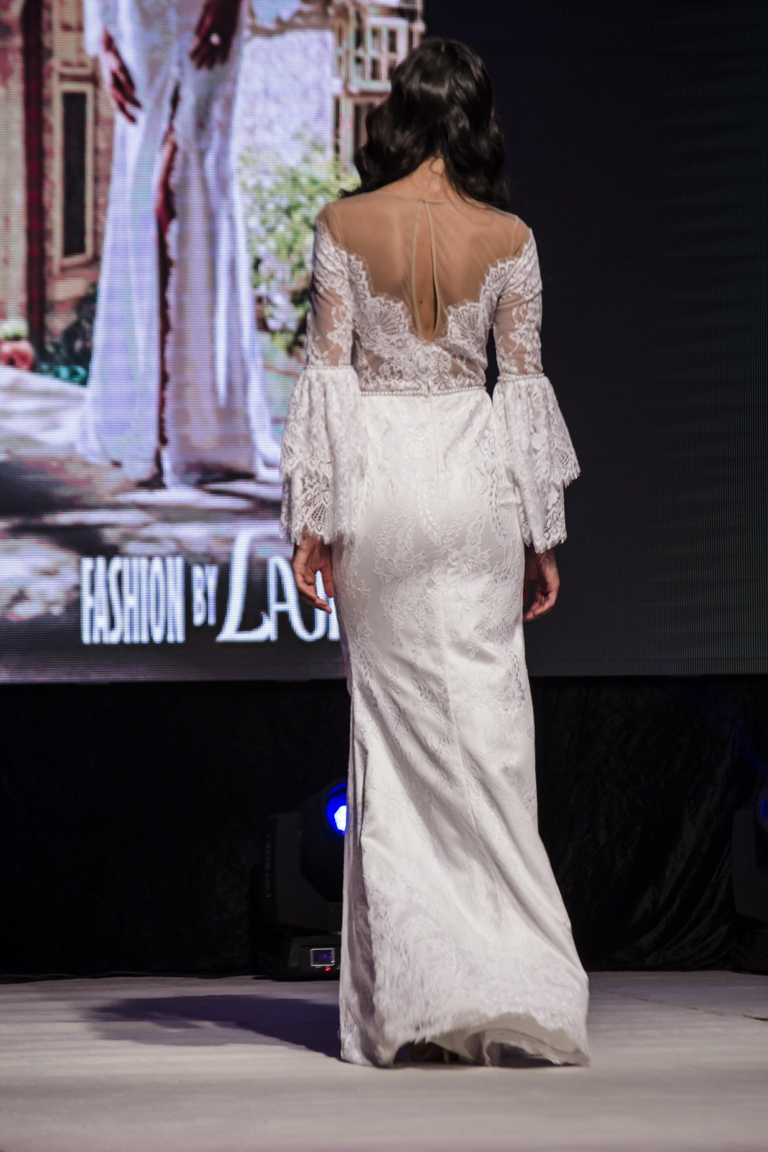 Pivoine 2018 Wedding Dress - Fashion By Laina