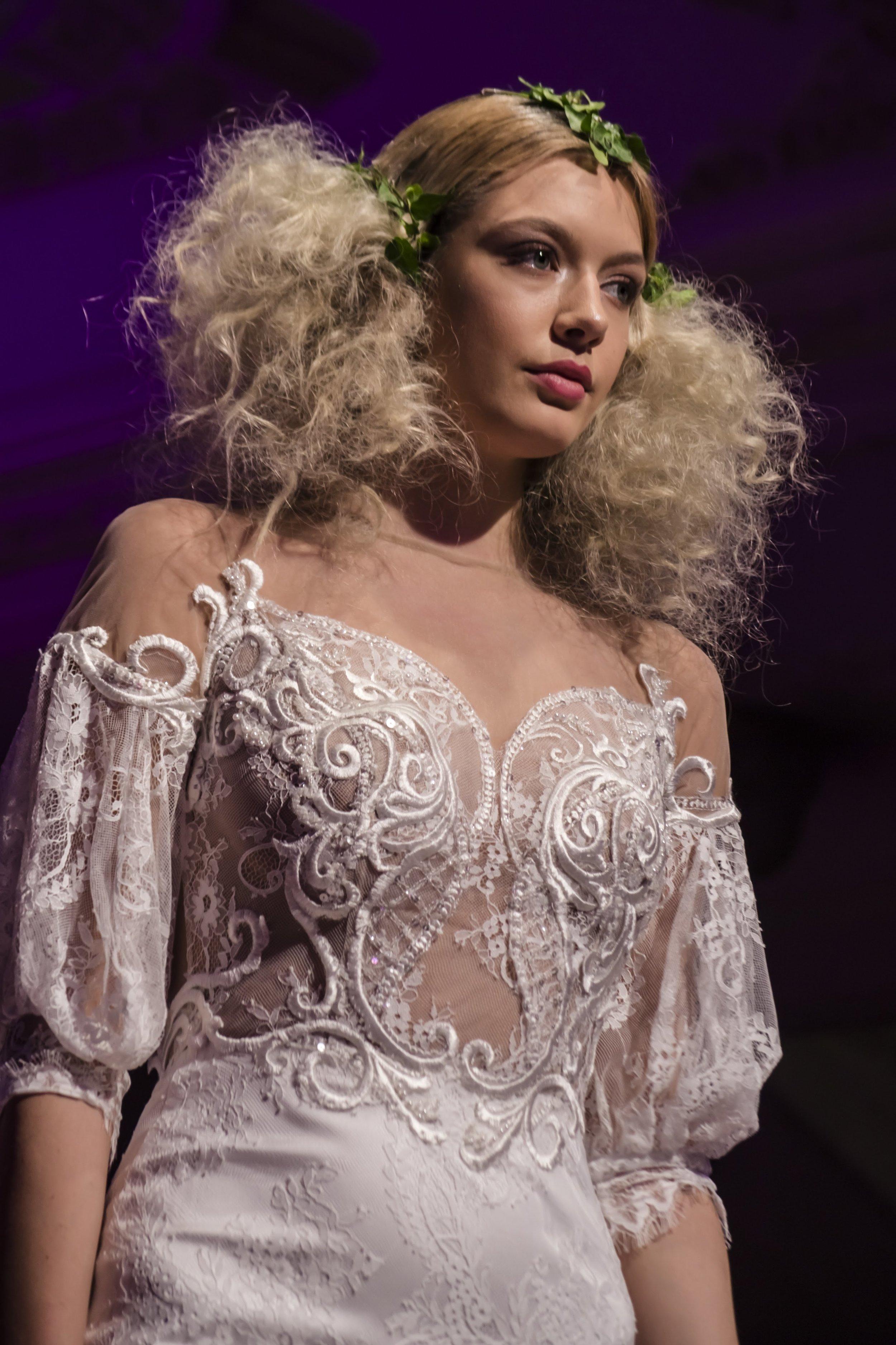 Lilas 2018 wedding dress - Fashion by Laina