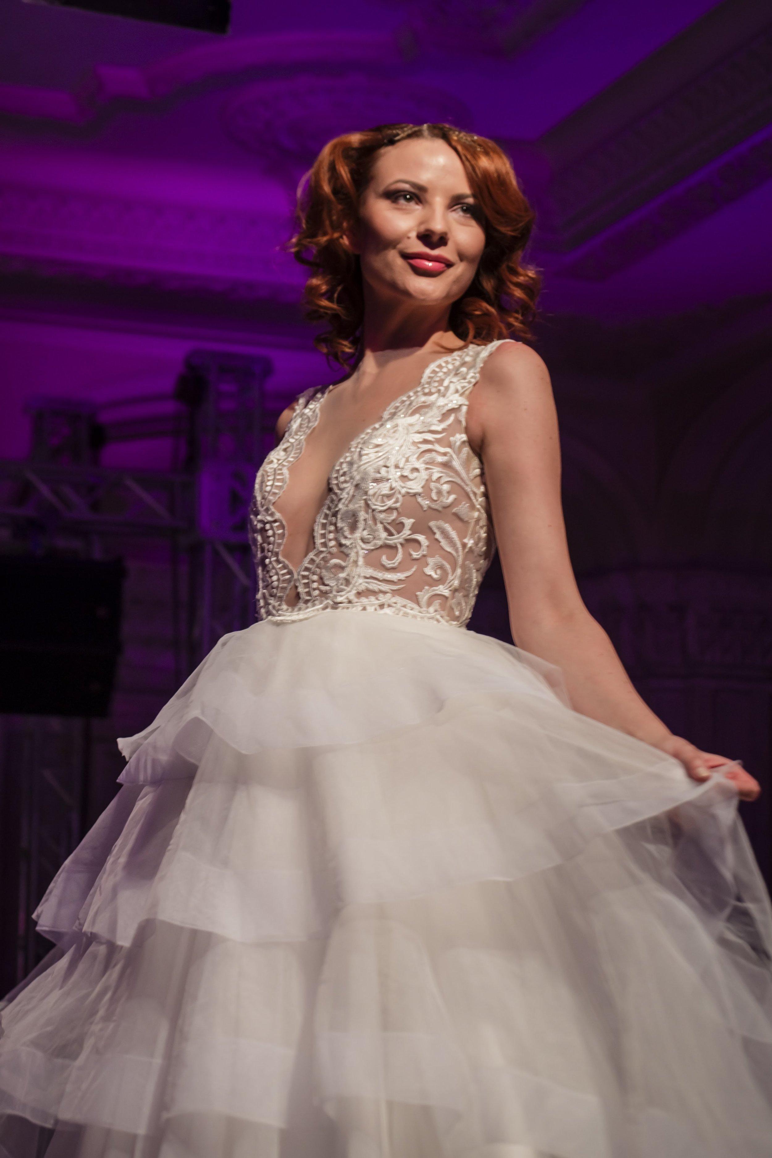 Camelia 2018 Wedding Dress - Fashion by Laina