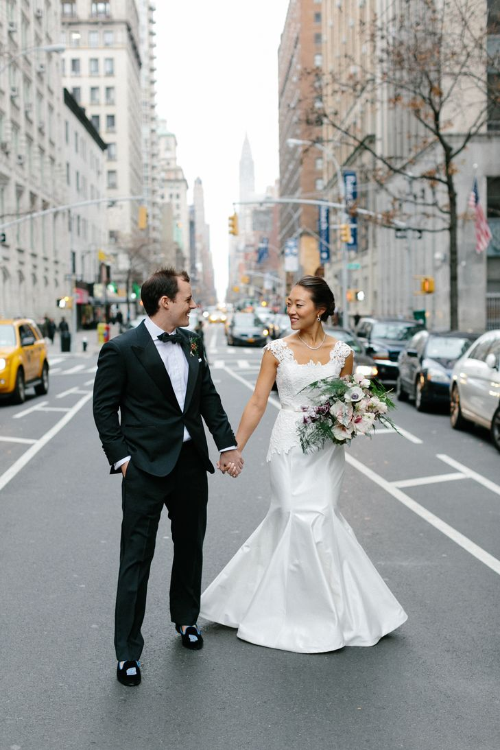 Photo by Lens Cap Production at Gramercy Park Hotel in New York City, via  The Knot
