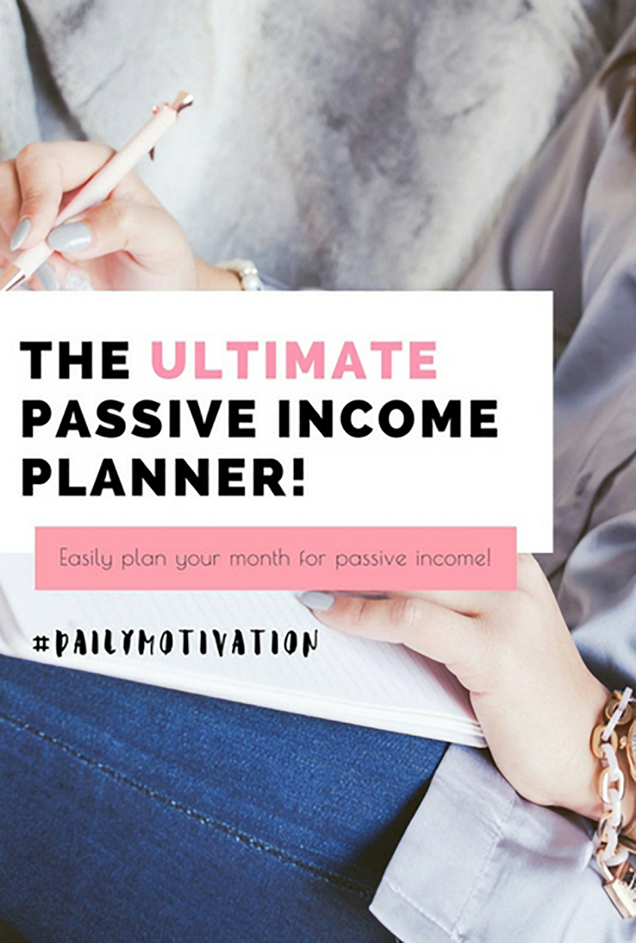 The Ultimate Passive Income Planner | Join and Download FREE Planner | Easily plan and track your passive income business success! via http://bit.ly/2F28Rvg