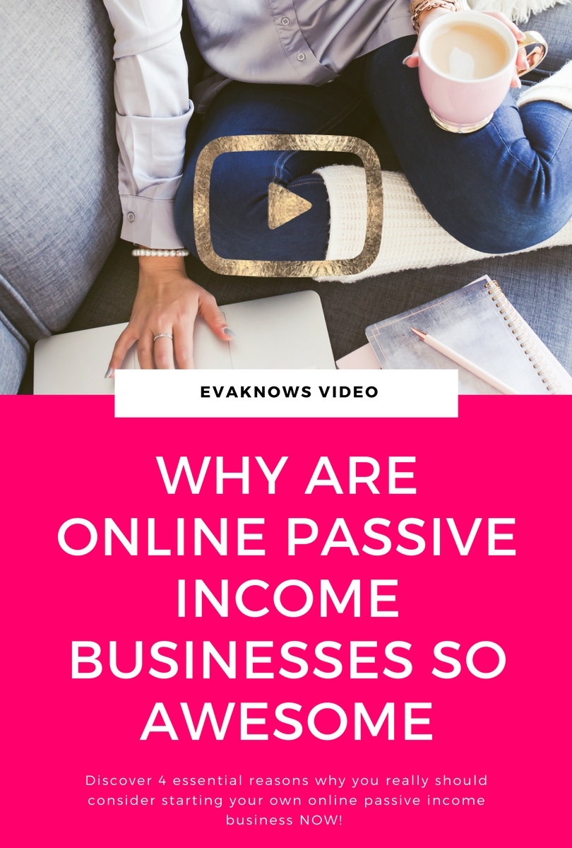 Why are Online Passive Income Businesses so Awesome | Passive Income | Online Passive Income |  passive income ideas, passive income streams, passive income side hustle, online passive income, easy passive income, types of passive income, passive income business, building online wealth, smart passive income, passive income for beginners