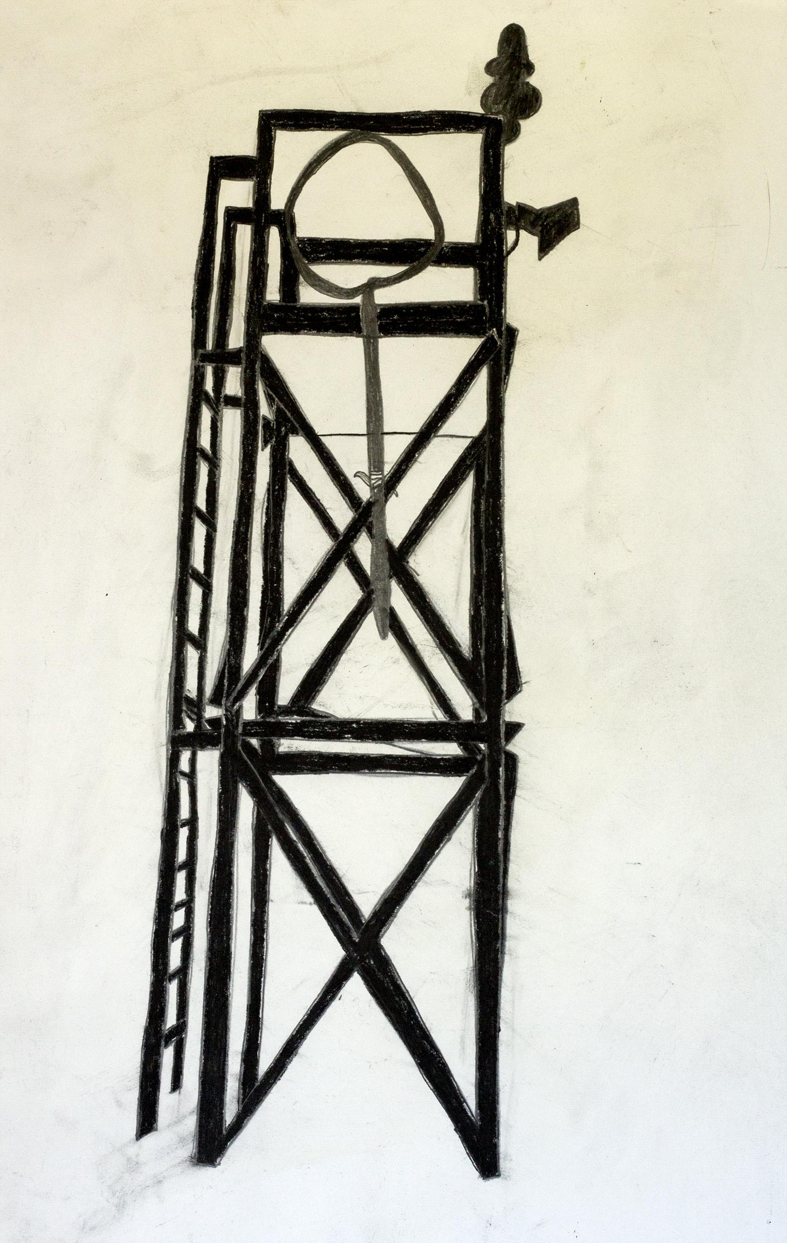 light tower , ©Jennifer Moller