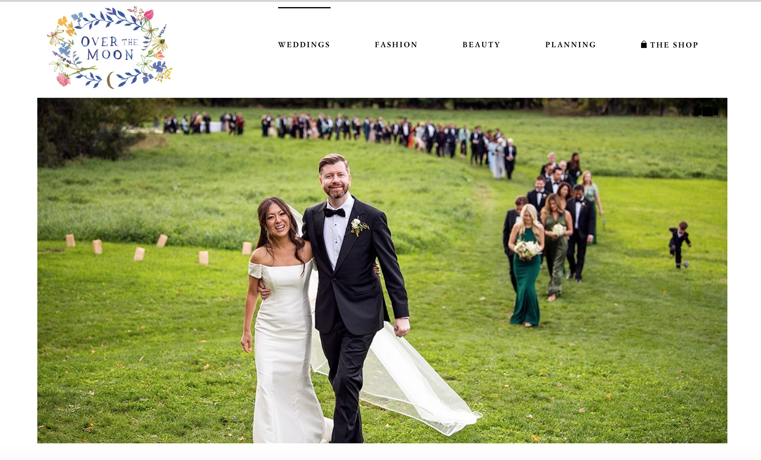 Carol & Nick - We smiled for 24 hours straight photographing these two and their family and friends! Read about their gorgeous barn wedding in the Catskills at Over the Moon.