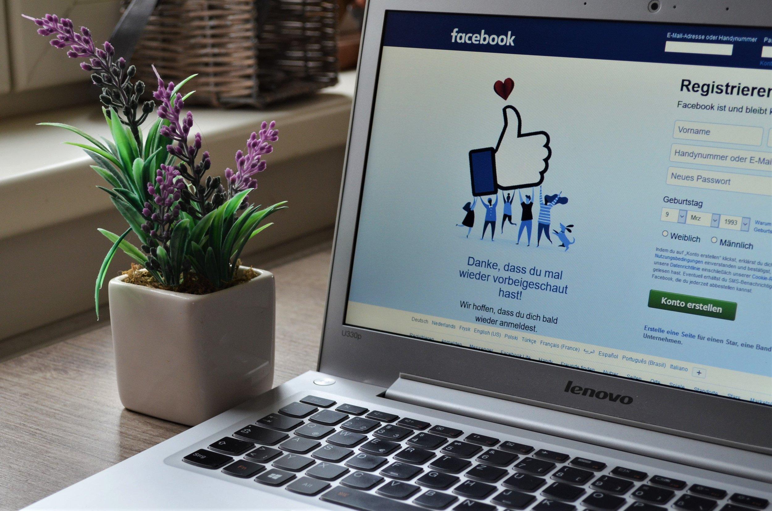 3.4 Millionen aktive Facebook Nutzer - In der Schweiz sind monatlich 3.4 Mio. Facebook User online