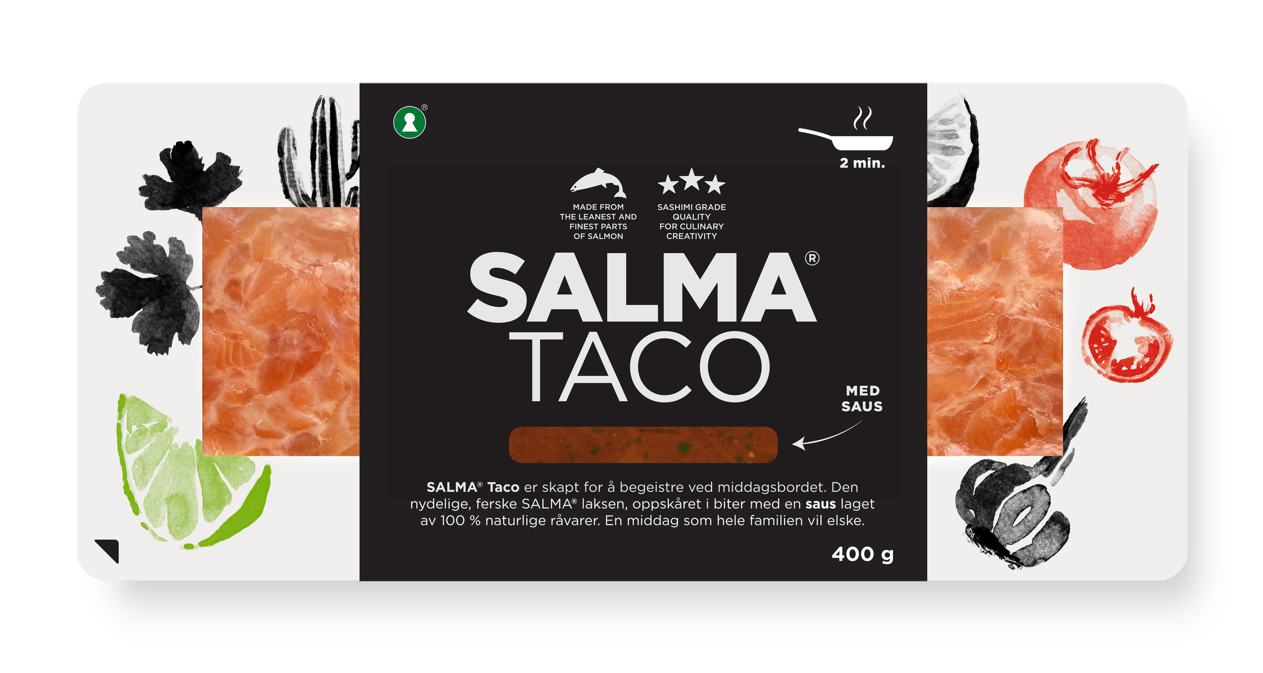 Packaging design by Cretalux. Photo by  Salma .