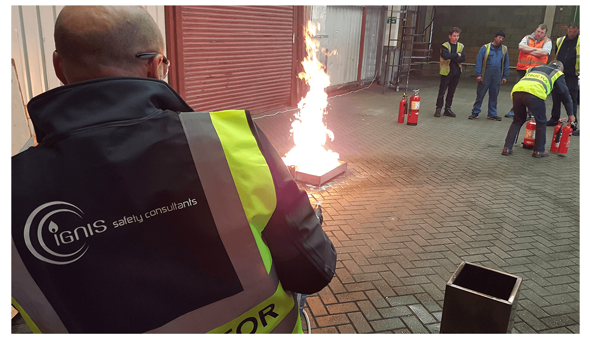 Ignis - fire safety management & fire safety preparedness with martyn maguire & martin allix - could you BENEFIT?