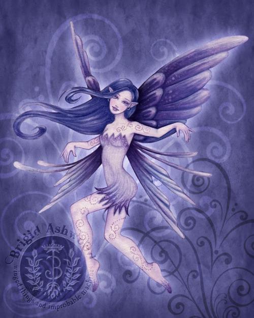 Windy Fairy Sprite