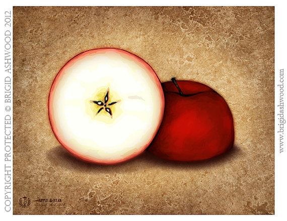 Apple & Star