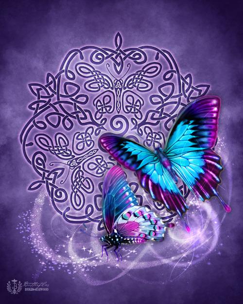 Celtic Butterflies