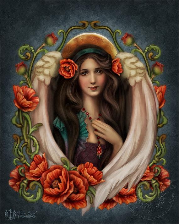 Poppy Angel