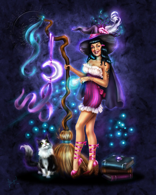 The Purrfect Spell