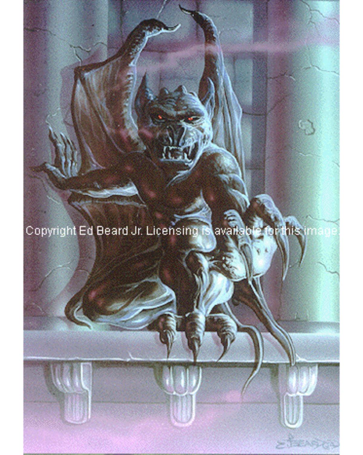Resurrection of the Gargoyle