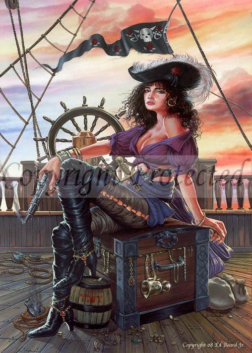 Mistress of the Seven Seas
