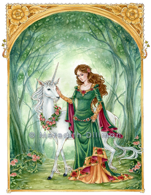 Maiden and Unicorn
