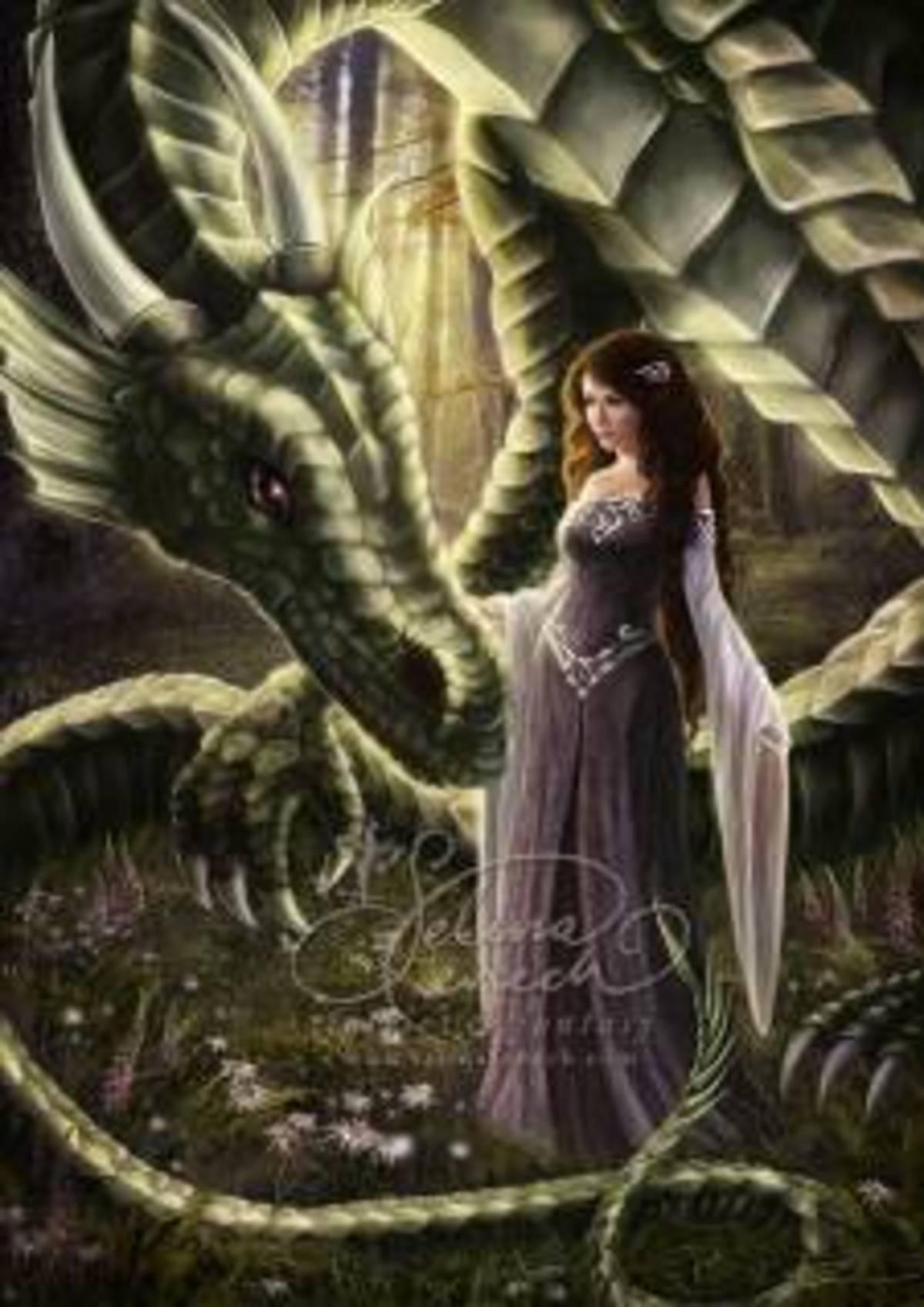 To Meet a Dragon