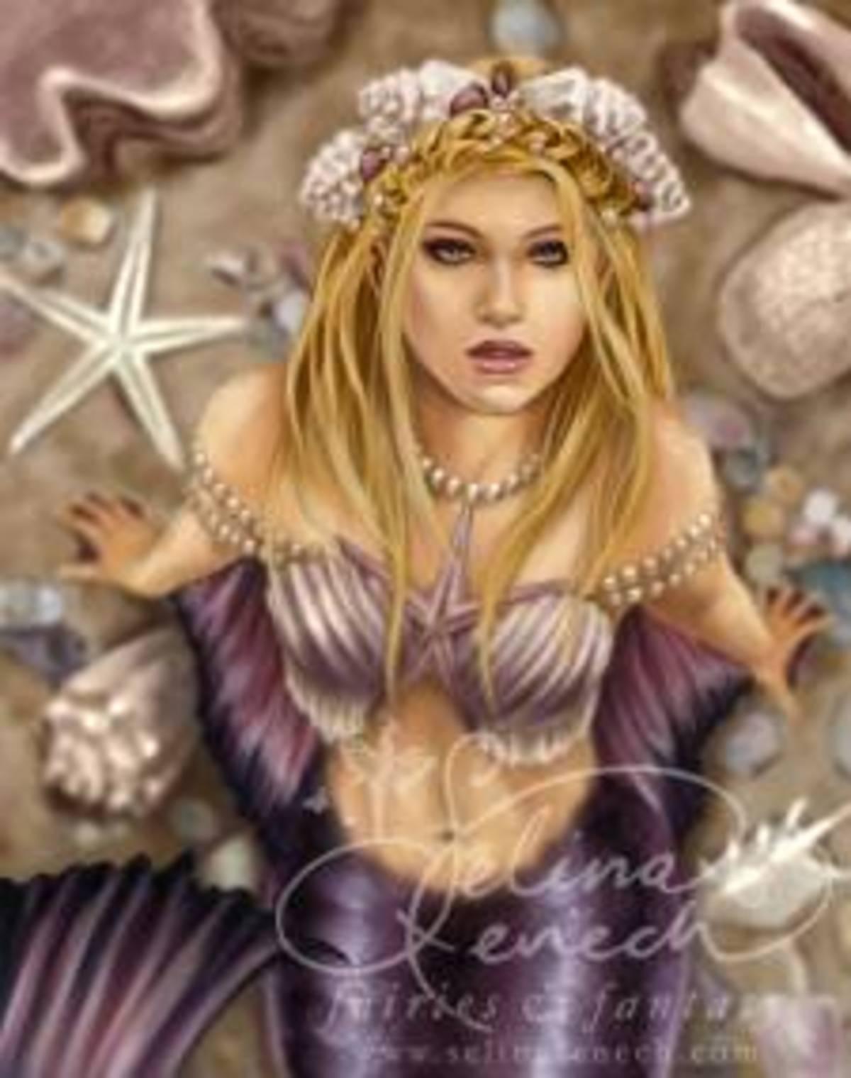 Shell Princess