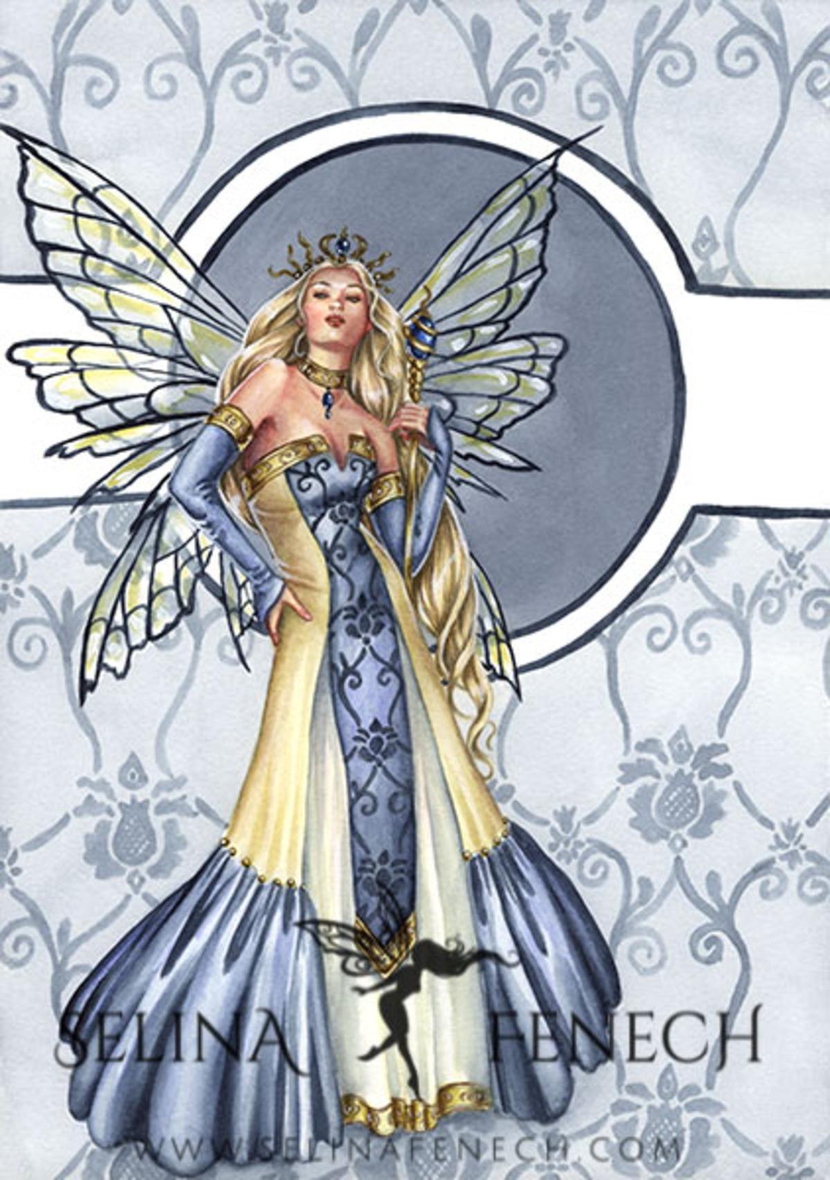 Queen Gloriana