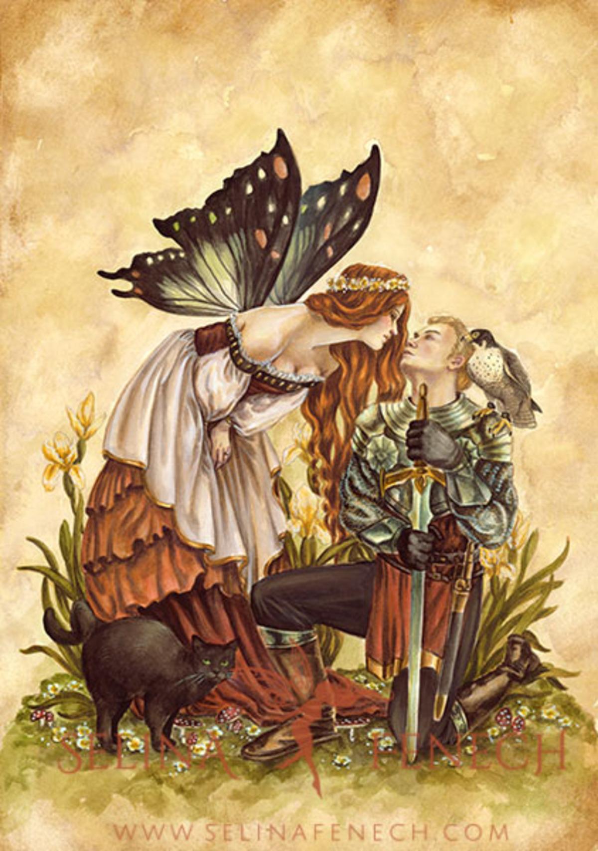 Enchanted Kiss