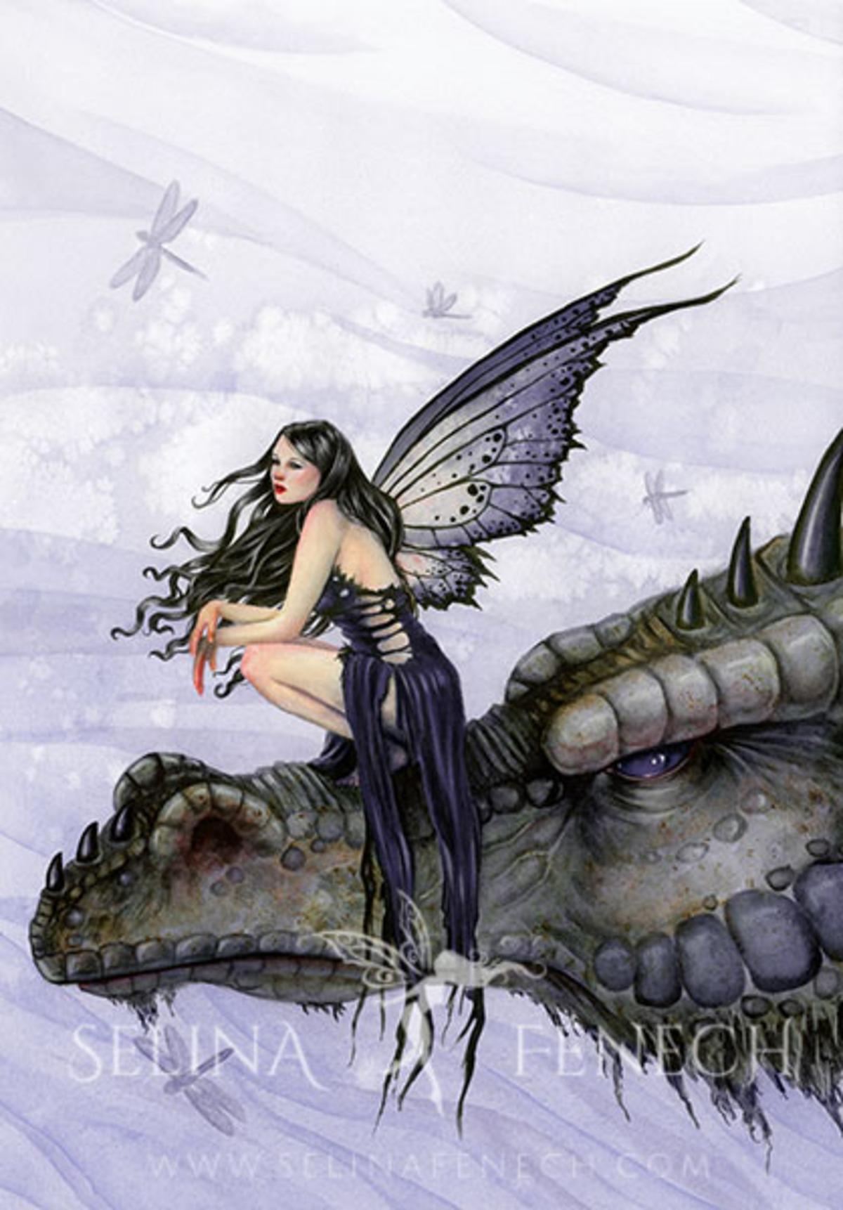 Dragon Skies