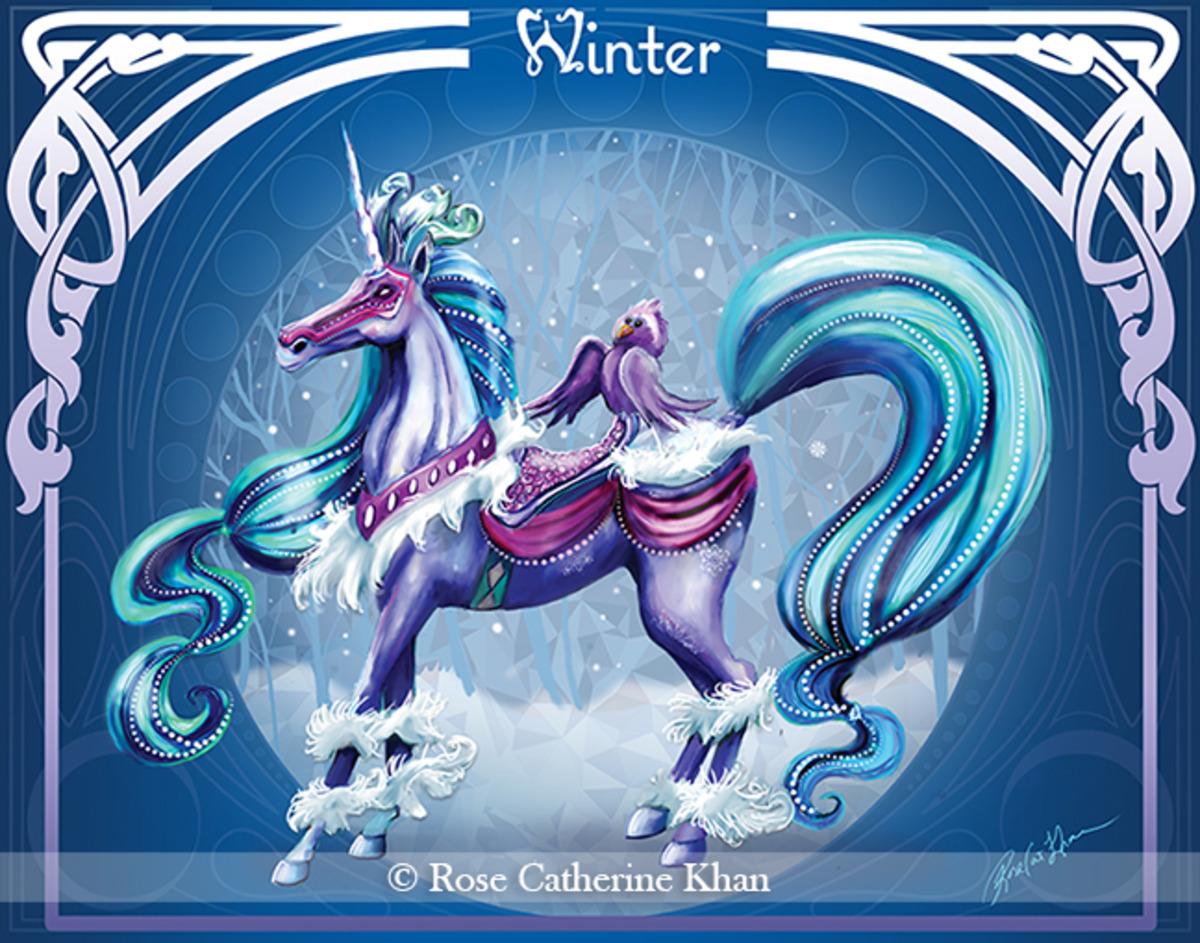 Winter Unicorn