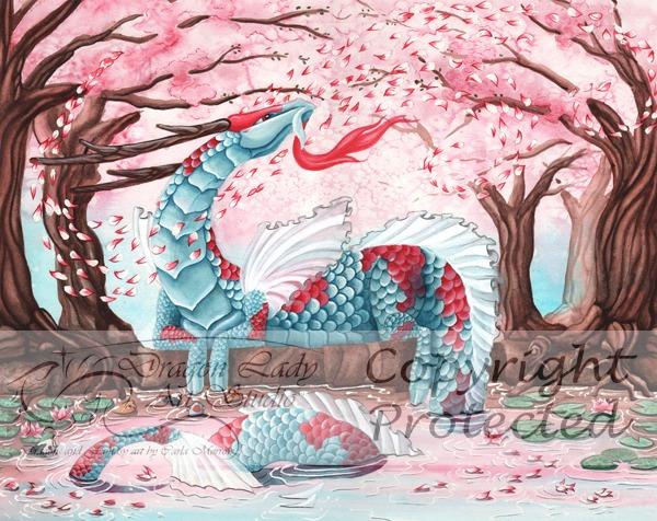Cherry Blossom Breezes