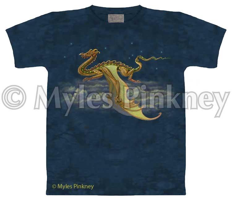Dragon Flying Shirt