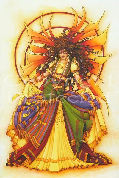 Gypsy Dancer Faery
