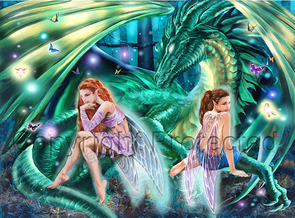Gemini Faeries