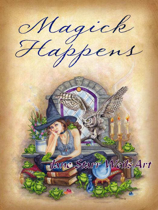 Magick Happens