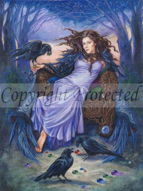 Kelly of Raven Wood