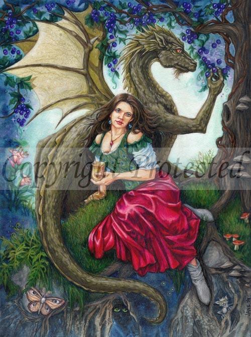 Dragons Wine