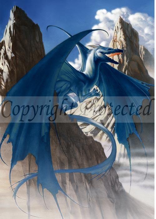 Ancient Refuge Blue