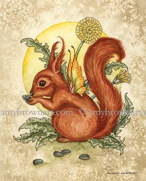 Fairy Squirrel