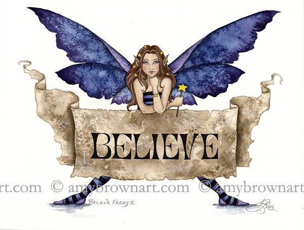 Believe Faery 2