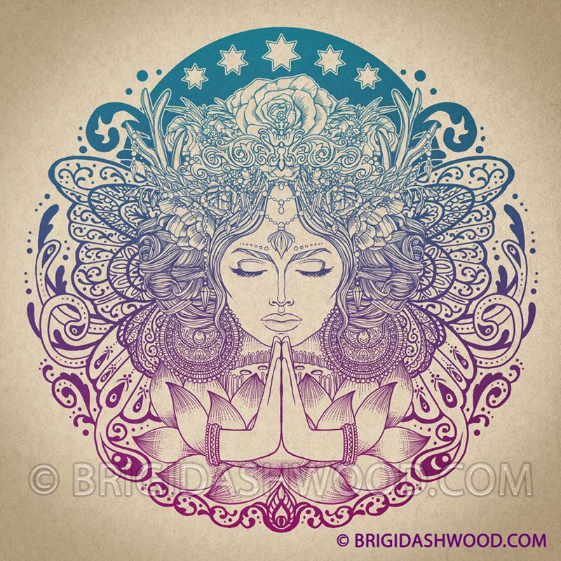 Sacred Spirit (Duotone)