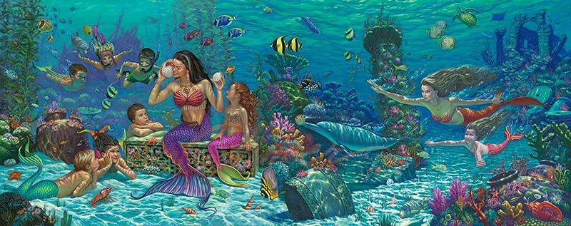 Mermaid Medley