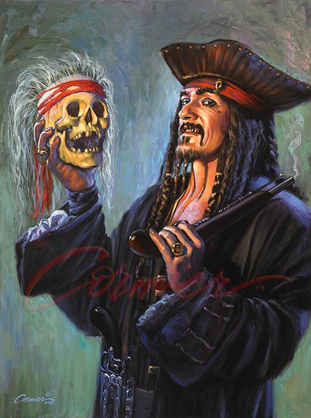 Blackbeard's Trophy